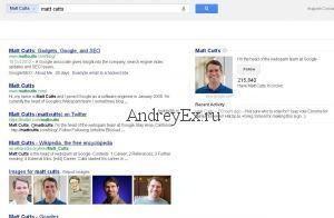 Как получить Google подтверждение вашего авторства для блога
