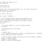 Отличие между файлами jquery.js и jquery.min.js.
