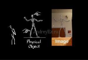 """Дотянуться и прикоснуться к объектам в видео с помощью """"Interactive Dynamic Video"""""""