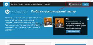 Как изменить по умолчанию Gravatar в WordPress