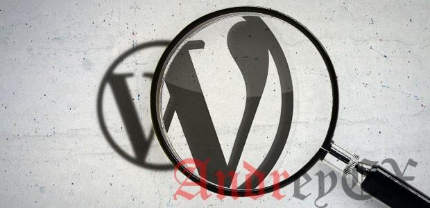 Как отключить функцию поиска в WordPress