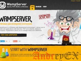 Как установить WordPress на ваш компьютер Windows с помощью WAMP