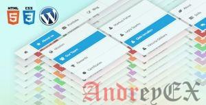 Отображение только некоторых категорий в меню Wordpress