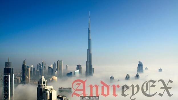 Потребовалось 22 миллионов человеко-часов, чтобы завершить небоскреб Бурдж-Халифа