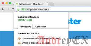 Сайт обеспеченный HTTPS и SSL в WordPress