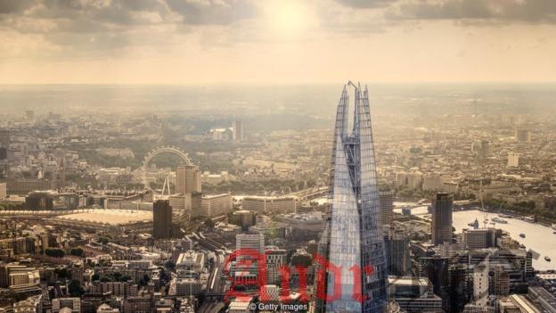 Shard является самым высоким зданием в Европе
