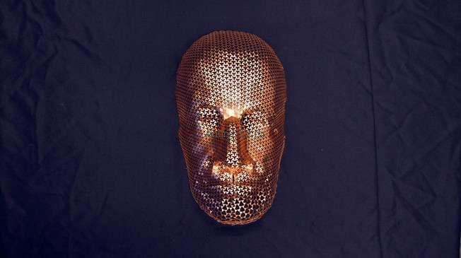 Создание 3-D объектов из нерастяжимых листовых материалов