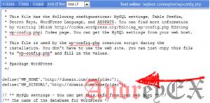 Изменение URL сайта без доступа к админке