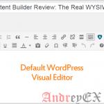 Как добавить по умолчанию контент в вашем редакторе постов WordPress