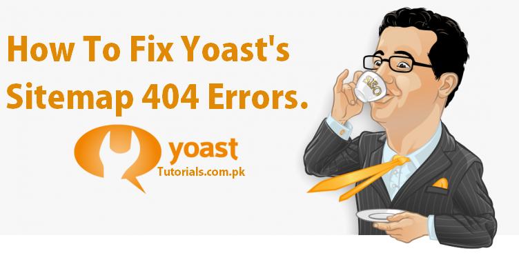 Как исправить ошибку 404 карты сайта в WordPress SEO Yoast