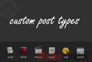 Как создать пользовательский тип поста страницы архивов в WordPress