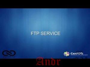 Как установить FTP-сервер на CentOS 7