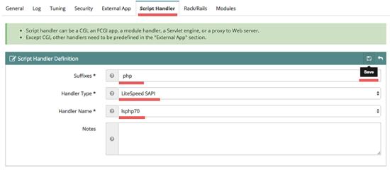 PHP 7 Хэндлер