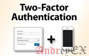 Рассмотрите двухфакторную аутентификацию