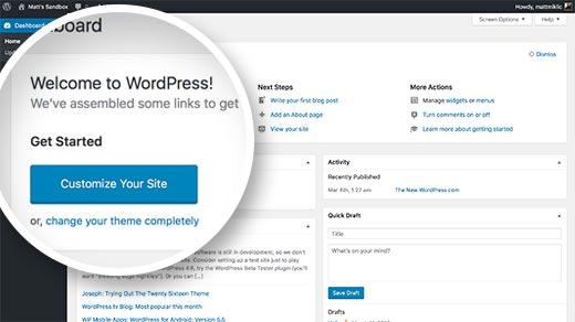 Родные системные шрифты в WordPress 4.6