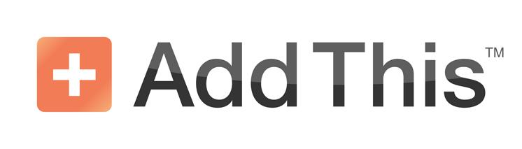 Соцсети: AddThis