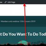 Узнайте, как скрыть панель пользователя WordPress с вашего сайта