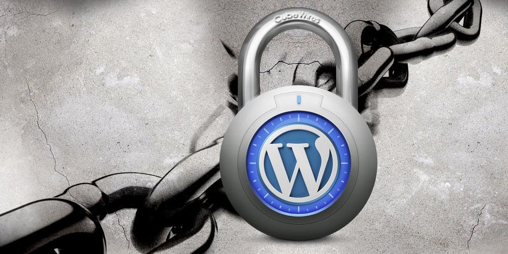 Защита WordPress для дополнительной безопасности
