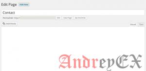 Как исправить белый текст и пропавшие без вести кнопки в визуальном редакторе WordPress
