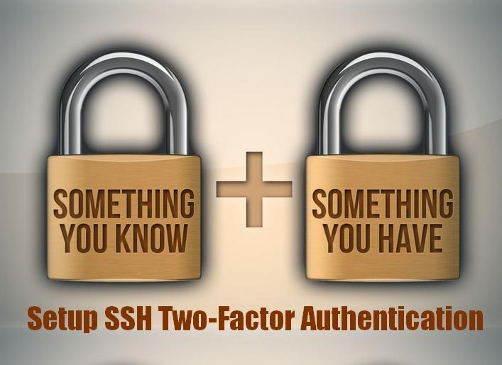 Как обезопасить свой SSH, используя двухступенчатую проверку подлинности на CentOS 6
