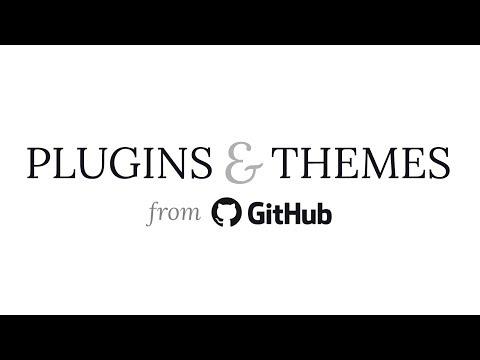 Как установить WordPress плагины и темы из GitHub