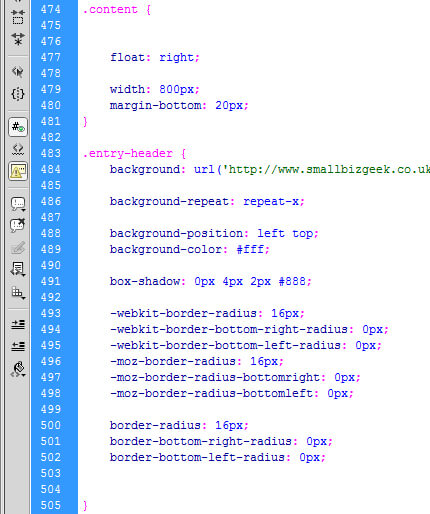 Пустые строки и нечитабельность кода