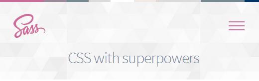 Sass - CSS с cуперспособностями