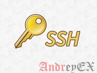 Вход без пароля с помощью ключей SSH