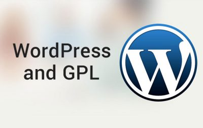 Wordpress and GPL