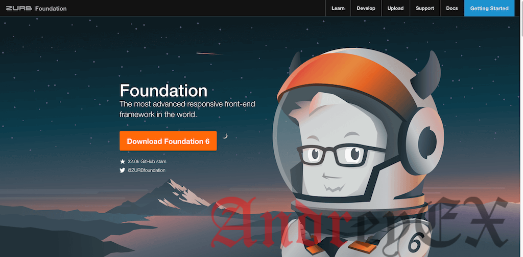 framework Foundation для WordPress
