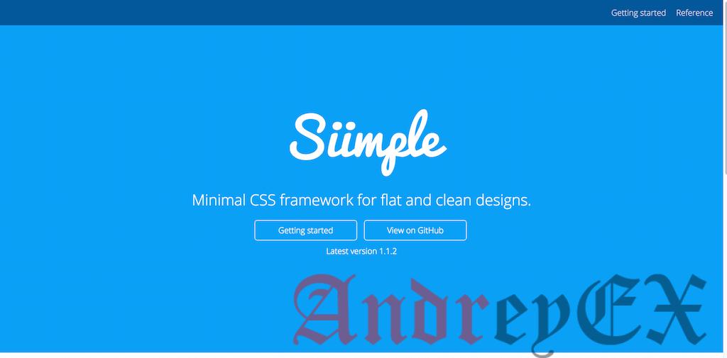 framework Siimple для WordPress