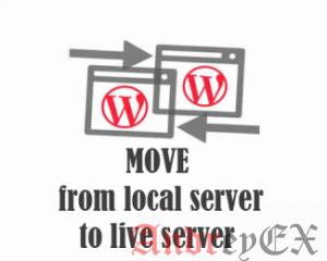 Как перенести WordPress с локального сервера на живой сайт