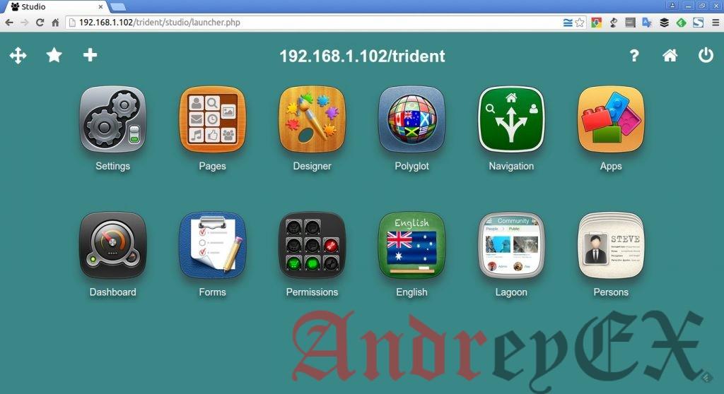 Как установить Trident на Ubuntu 14.04 VPS