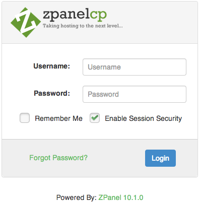 Как установить ZPanel на CentOS