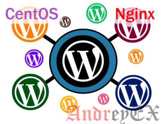 Как установить мультисайт WordPress на Centos с Nginx