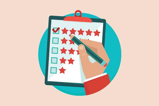 Проверить рейтинги и обзоры для темы WordPress