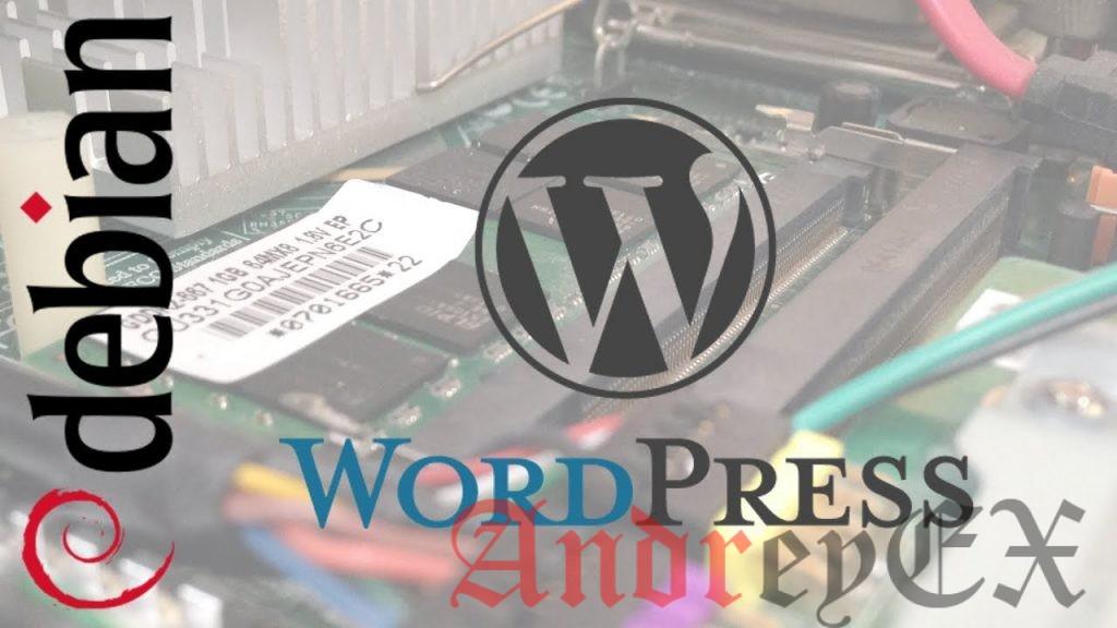 Script: Установка WordPress на Debian / Ubuntu