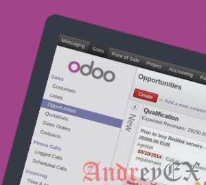 Установить Odoo 10 на CentOS 7 с Apache, как обратный прокси-сервер