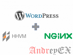 Установка WordPress с HHVM, Nginx и MariaDB на Ubuntu 12.04 лого