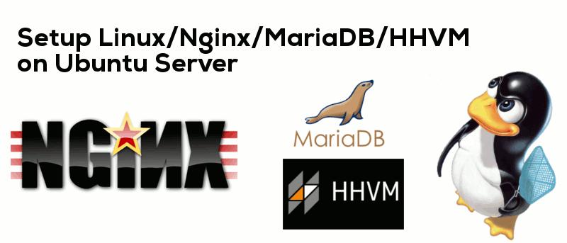Установка WordPress с HHVM, Nginx и MariaDB на Ubuntu 12.04