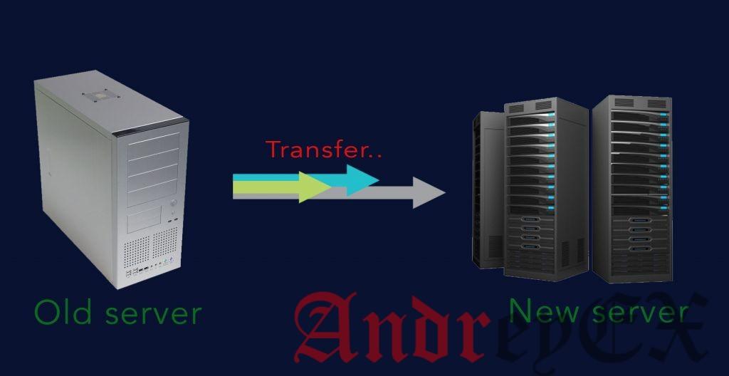Миграция сервера Linux в 7 шагов