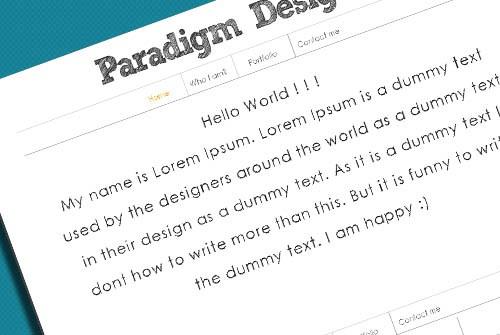 WordPress и программное создание страницы