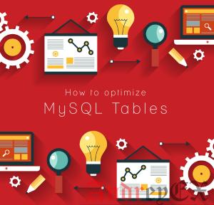 Как оптимизировать таблицы и дефрагментировать для оптимизации пространства в MySQL