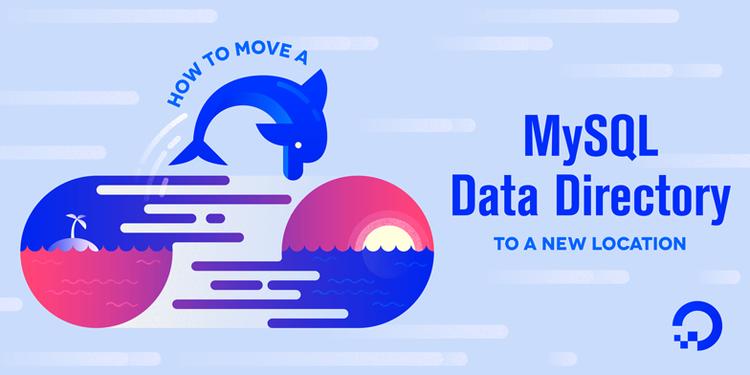 Как переместить каталог данных MySQL на новое место в CentOS и Ubuntu