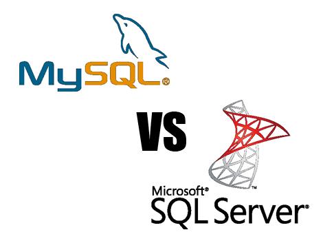 Как перенести Microsoft SQL Server в базу данных MySQL