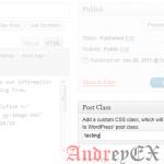 Как создать пользовательский метабокс в WordPress
