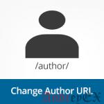 Как удалить префикс Автора из Slug