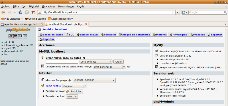 установка mysql dt cthdthf на ubuntu