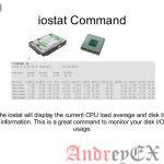 Как установить и использовать IOSTAT