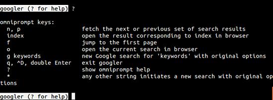 Опция среды выполнения Googler